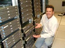 Dan with servers