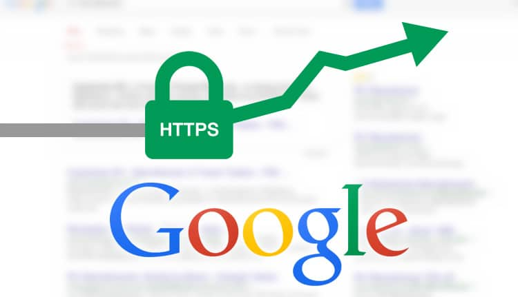 Google Gives Ranking Boost To Secure Sites
