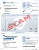 Website Backup Scam