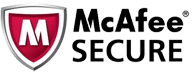 McAfee Website Security Seal
