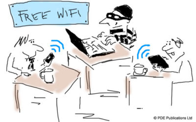 Why You Really Need to Stop Using Public WiFi