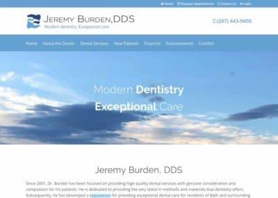 Jerry Burden DDS