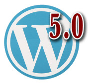 wordpress 5.0 Gutenburg