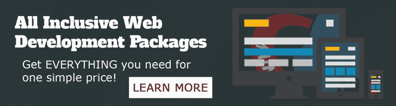 all inclusive web design package