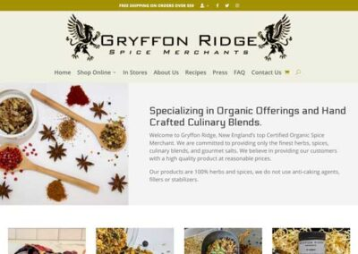Gryffon Ridge Spice Merchants