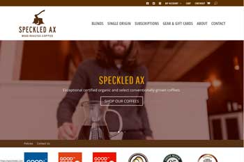 Speckled Ax Coffee Roasters
